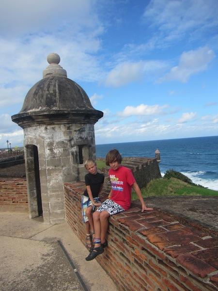 La Fortaleza de San Juan